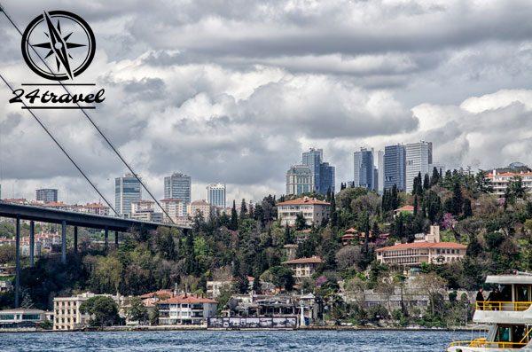 Истанбул, Турция -Босфора -24travel.bg
